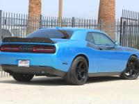 Options:  2015 Dodge Challenger R/T Scat Pack|The