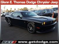 *Here we have a 2015 R/T Scat Pack Challenger! 6.4L