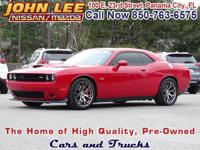 This 2015 Dodge Challenger SRT8 392 will stir your
