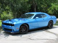 This 2015 Dodge Challenger 2dr 2dr Coupe SRT Hellcat