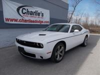 This Challenger Is Well Equipped With: Power Sunroof,