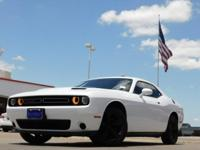 2015 Dodge Challenger Bright White Clearcoat 8-Speed