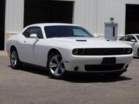 2015 Dodge Challenger SXT Bright White Clearcoat CARFAX