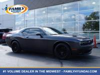 Check out this 2015 Dodge Challenger SXT. Its Automatic