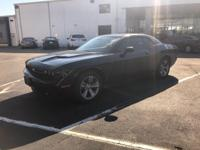 We are excited to offer this 2015 Dodge Challenger. How