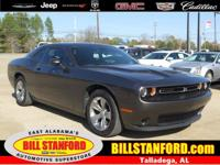 Options:  2015 Dodge Challenger 2Dr Cpe Sxt|Power