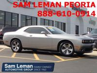 Options:  2015 Dodge Challenger Sxt / R/T|One Owner