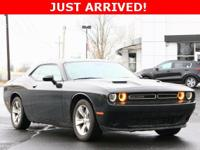 Challenger Dodge 2015 8-Speed Automatic RWD 3.6L V6 24V