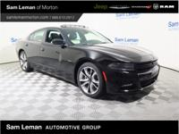 2015 Dodge Charger R/T in Pitch Black vehicle