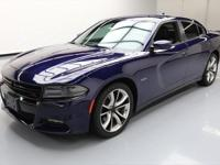 2015 Dodge Charger with Contusion Blue Pearl Coat,5.7L