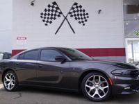 Options:  2015 Dodge Charger R/T Road And Track 4Dr