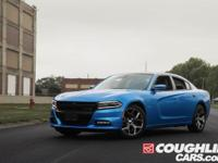 CARFAX One-Owner. This 2015 Dodge Charger R/T in Blue