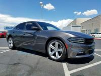 Check out this 2015 Dodge Charger R/T. Its Automatic