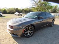 Options:  2015 Dodge Charger R/T|2015 Dodge Charger