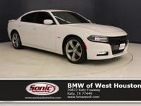 This 2015 Dodge Charger RT is a One Owner vehicle with