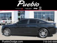 Charger SE, AWD, Phantom Black, and Cloth. With such an