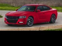 2015 Dodge Charger SE! Featuring a 3.6L V6 and only