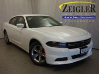 Charger SE and Black w/Cloth Performance Seats or