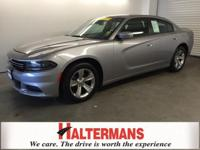 ALLOY WHEELS and TWO YEAR/100K WARRANTY. Charger SE,