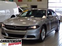 2015 Dodge Charger SE In Granite Crystal Metallic