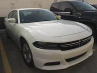 One-Owner SE !!!. Charger SE, Bright White Clearcoat,