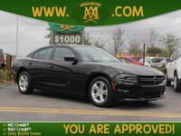 Options:  2015 Dodge Charger: The Dodge Charger Is A