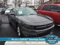 EPA 31 MPG Hwy/19 MPG City! CARFAX 1-Owner, Excellent
