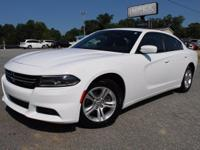 Charger SE, 4D Sedan, Bright White Clearcoat,