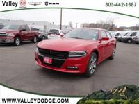 Step into the 2015 Dodge Charger! With active-steering