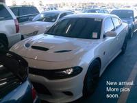 **UNIVERSITY MITSUBISHI** 1-Owner 2015 Charger SRT