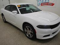 2015 Dodge Charger SXT, 4Dr Sedan, AWD, ONLY 18,000