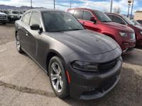 Options:  2015 Dodge Charger Sxt||1St And 2Nd Row