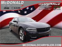 Options:  2015 Dodge Charger Sxt Rear-Wheel Drive