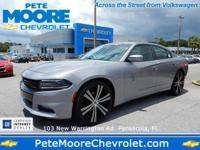 This outstanding example of a 2015 Dodge Charger SXT is