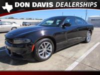 CHRYSLER CERTIFIED. Black w/Cloth Performance Seats or
