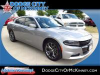 Outstanding design defines the 2015 Dodge Charger!