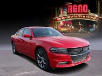 Options:  2015 Dodge Charger Sxt|Red/|V6 3.6 L