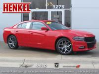Options:  2015 Dodge Charger Sxt|Torred|Black