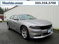 2015 Dodge Charger SXT 3.6L 6-Cylinder SMPI DOHC Priced