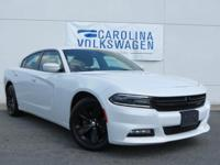 2015 Dodge Charger SXT New Price! Black w/Cloth