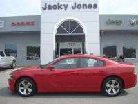 2015 Dodge Charger SXT in Red, *White Glove Detailed*,