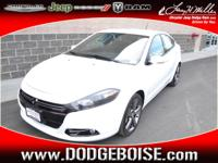 Cruising in this 2015 Dodge Dart GT is better than ever
