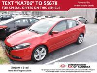 CARFAX One-Owner. Redline 2 Coat Pearl 2015 Dodge Dart