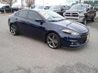 This outstanding example of a 2015 Dodge Dart GT is