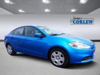 CARFAX One-Owner. Clean CARFAX. Blue 2015 Dodge Dart SE