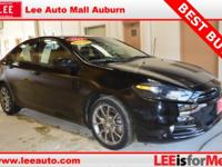2015 Dodge Dart SXT Black Lightly reconditioned, Sold