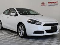 Recent Arrival! 2015 Dodge Dart SXT One Owner, Sunroof,
