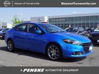 2015 Dodge Dart SXT New Price! CARFAX One-Owner. Clean