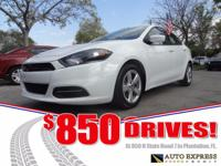 Options:  2015 Dodge Dart A Fixture At The Entry End Of