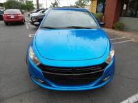 Options:  2015 Dodge Dart Sxt 4Dr Sedan|Blue|Grille